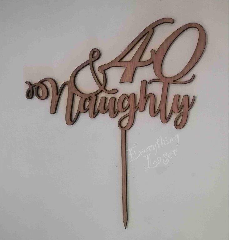 40&naughty
