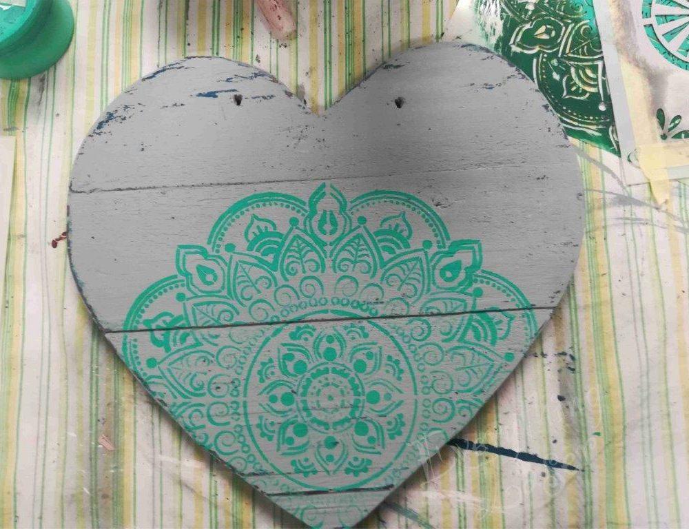 Heart Pallet