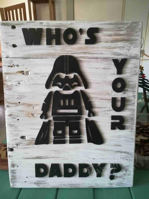 Whos your daddy